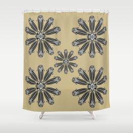 Fleur Art Shower Curtain