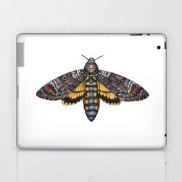 African Death's Head Hawkmoth (Acherontia atropos) Laptop & iPad Skin
