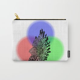 Dancing Sculpture Carry-All Pouch