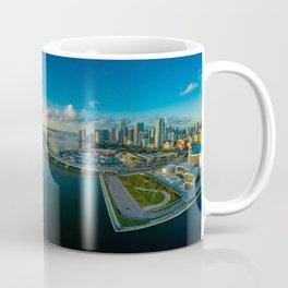 Miami, Florida Panorama Coffee Mug