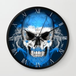 To The Core Collection: Honduras Wall Clock