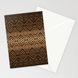 The Lodge (Brown) Stationery Cards