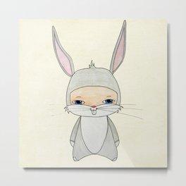 A Boy - Bugs Bunny Metal Print