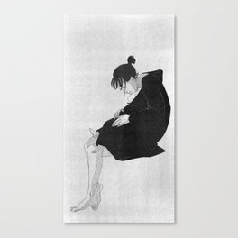 Veronica Canvas Print