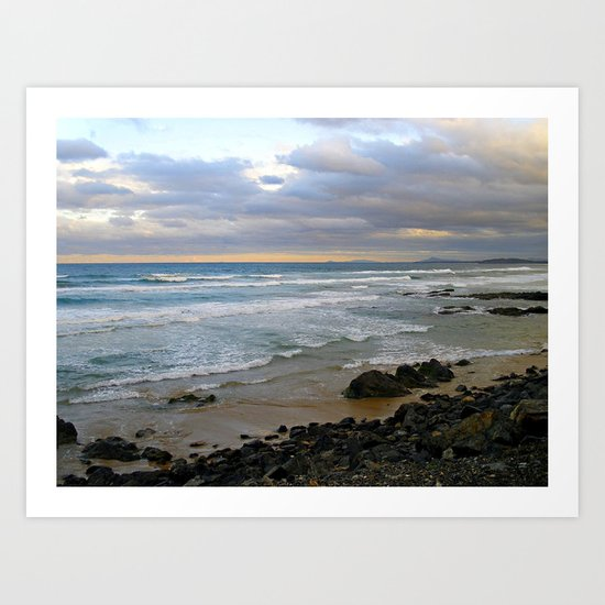 CoffsHarbour 4 Art Print