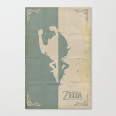 The Legend of Zelda: Twilight Princess Canvas Print