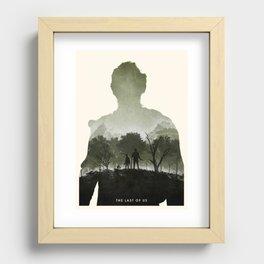 The Last Of Us (II) Recessed Framed Print