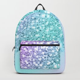 Mermaid Sparkles  Backpack