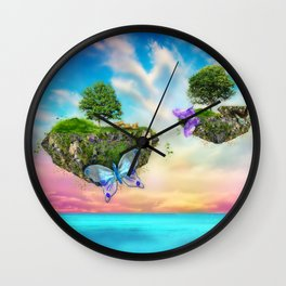 Brabulletas Wall Clock