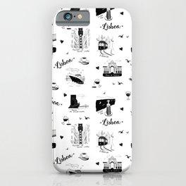 Pattern Lisbon iPhone Case