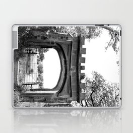 Forest Ruins Laptop & iPad Skin