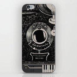 Dream Camera iPhone Skin