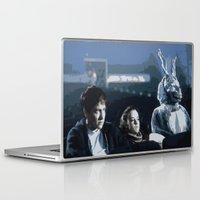 donnie darko Laptop & iPad Skins featuring Donnie Darko by Kevin Patrick Reilly II