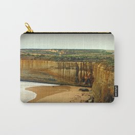 Gigantic limestone Cliffs Carry-All Pouch