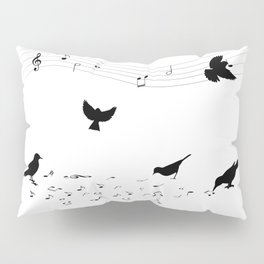 song practice Pillow Sham