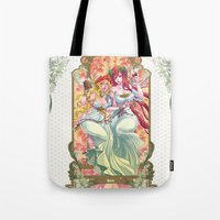 calendar Tote Bags featuring Calendar by Bory