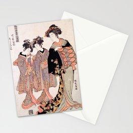 The Courtesan Nishikigi Stationery Cards
