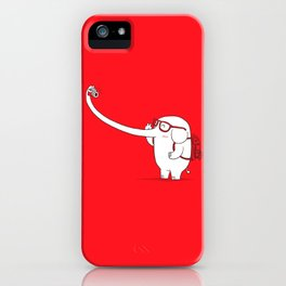 Lonely Traveller iPhone Case