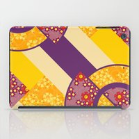 bauhaus iPad Cases featuring Autumn Bauhaus by Heather Searles