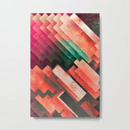 cylyr fyylds Metal Print