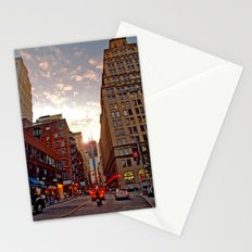 Up From Below Stationery Cards