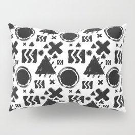 Rugged Geometrix Pillow Sham