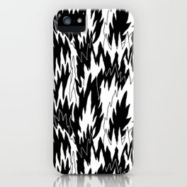 Burnout Friday iPhone Case