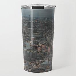London's skyline Travel Mug