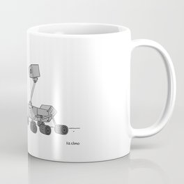 Mars Rover  Coffee Mug