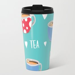 Love Tea Travel Mug