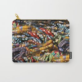 gems, beads, prayers Carry-All Pouch