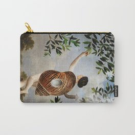 The Girl That Never Left Her Home Carry-All Pouch