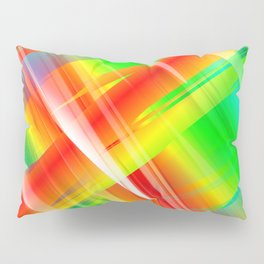 pattern spring colors Pillow Sham