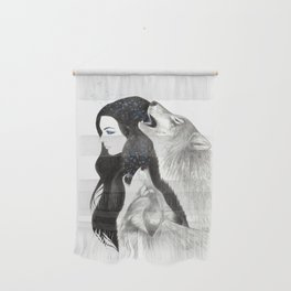 Winter Song Wall Hanging