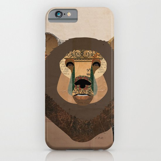 Bear Collage iPhone & iPod Case