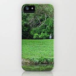 The Smuggler III iPhone Case