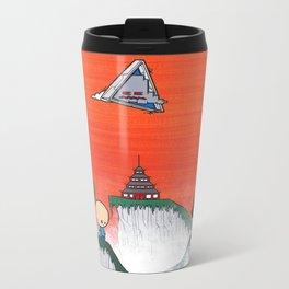 Portal Of Reality Metal Travel Mug