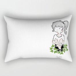 Poison Ivy by Sarah Pinc Rectangular Pillow