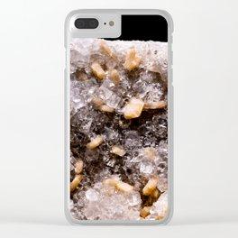 Calcite - 1 Clear iPhone Case