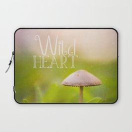 Magic Mushroom - Wild Heart Laptop Sleeve