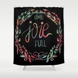 Joie Full Shower Curtain