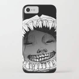 Shark Snark iPhone Case