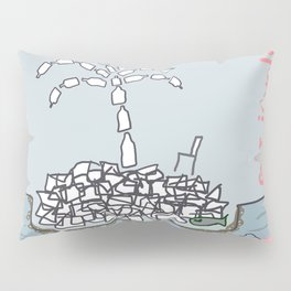 Plastic Isle Pillow Sham