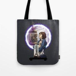 Bioshock Infinite: Freedom  Tote Bag