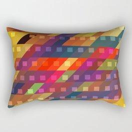 urban light flash Rectangular Pillow