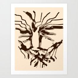 vinegar Art Print