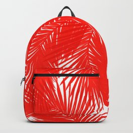 Palms Red Hot Backpack
