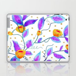 Purple Prosper #society6 #buyart Laptop & iPad Skin