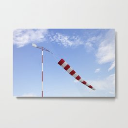 Windsock Metal Print