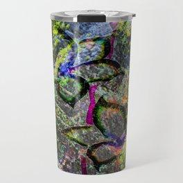 Nature Abstract 3 Travel Mug